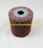 Ściernica włóknina-płótno Stal/Inox 100x100x19 P150