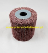 Ściernica włóknina-płótno Stal/Inox 100x100x19 P180