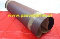 Pas ścierny - papier maszynowy 1100x2500 P080 WPF420