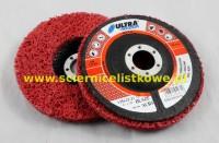 Ściernica talerzowa włóknina nylonowa 125x22mm CERAMIC XCRS ULTRA