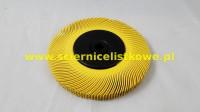 Szczotka Bristle BB-ZB 152x11x25 P080 typ C żółta