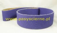 Pas ścierny ceramiczny 120x2000 P040 BORA7
