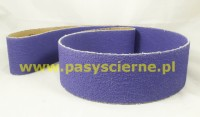 Pas ścierny ceramiczny 120x2000 P080 BORA7