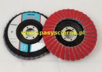 Ściernica listkowa talerzowa 125mm P060 ZIRCO Ceramic T