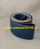 Pas ścierny cyrkonowy 200x2000 P040 PZ633