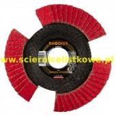 Tarcza listkowa RHODIUS 125mm P060 VISION SPEED TOP