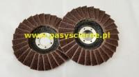 Ściernica listkowa talerzowa włóknina 125mm (P320)V.FINE