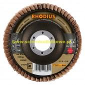 Tarcza listkowa RHODIUS 125mm P040 LSK-FK TOP CERAMICON