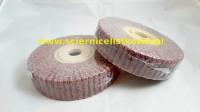 Ściernica listkowa nasadzana włóknina 250x100 (P180)FINE