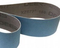 Pas ścierny elektrokorundowy 75x2000 P040 PZ677