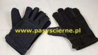 Rękawice ochronne drelichowe