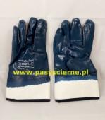 Rękawice nitrylowe niebieskie rozmiar 10