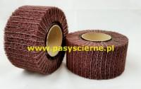 Ściernica włóknina-płótno z gwintem Stal/Inox 100x50xM14 P150