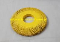 Wkład uzupełniający do szczotki Bristle BB-ZB 152x11x25 P080 typ C żółty