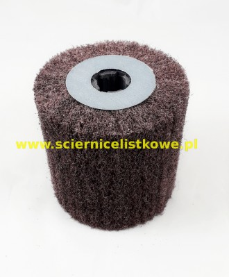 Ściernica włókninowa Stal/Inox 100x100x19 (P600)S.FINE