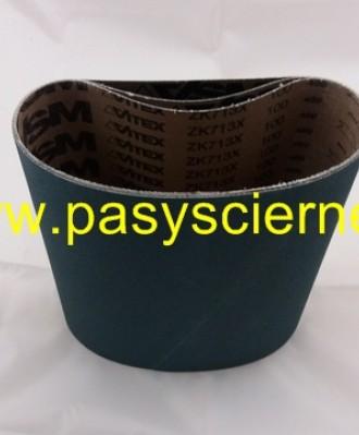 Pas ścierny bezkońcowy cyrkonowy 200x551 P036ZK713X