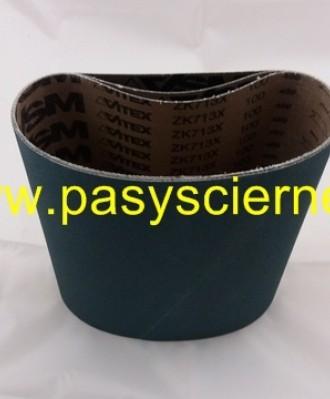 Pas ścierny cyrkonowy 200x750 P040ZK713X
