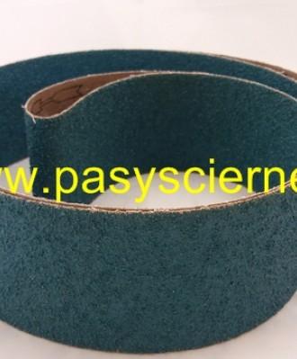 Pas ścierny cyrkonowy 150x1219 P040 ZK713X