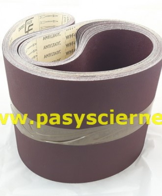Pas ścierny - papier maszynowy 200x3000 P120 WPF420