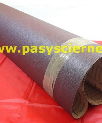 Pas ścierny - papier maszynowy 1350x2620 P120 WPF420