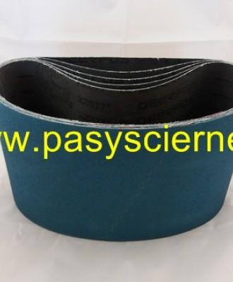 Pas ścierny bezkońcowy cyrkonowy 200x551 P100 XZ677