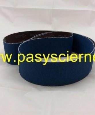 Pas ścierny cyrkonowy  100x2500 P080PZ633