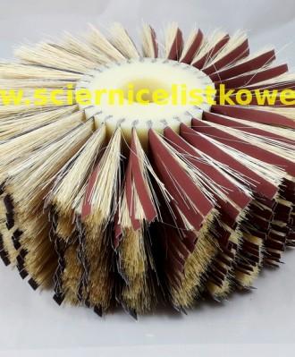 Ściernica listkowa Agawa/płótno nasadzana 250x200 P150