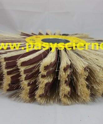 Ściernica listkowa Agawa/płótno nasadzana 200x50 P150