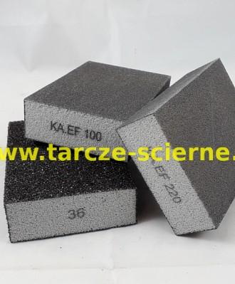 Gąbka ścierna 100x70x27 P120 KA.EF.