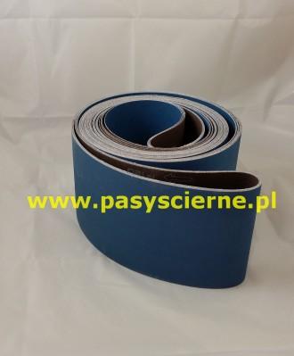 Pas ścierny cyrkonowy 150x8100 P100 ZK713X