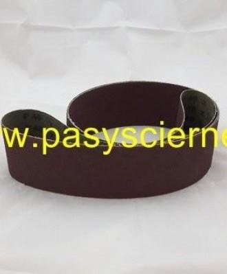 Pas ścierny korundowy  75x2250 P024-X-GF