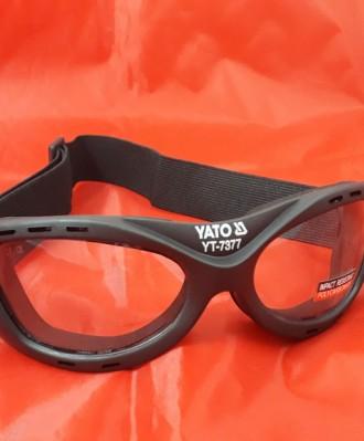 Okulary ochronne typ 2876 YATO YT-7377