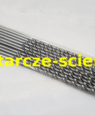 Wiertło metal NWKp 2,0x125 przedłużane FESTA GERMANY STANDARD