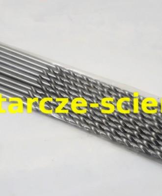Wiertło metal NWKp 5,0x245 przedłużane FESTA GERMANY STANDARD