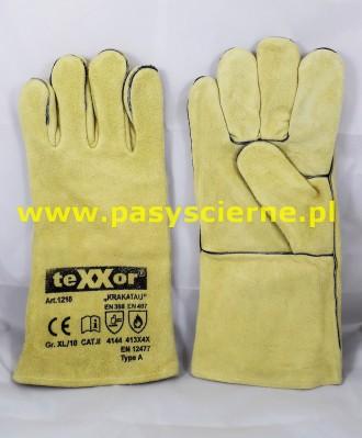 Rękawice spawalnicze KRAKATAU TEXXOR 1210 rozmiar 10