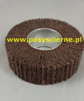 Ściernica listkowa nasadzana włóknina-płótno 175x50 P120