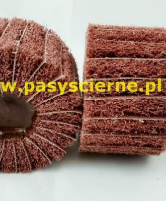Ściernica trzpieniowa włóknina-płótno 100x50x6 P150