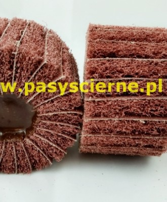 Ściernica trzpieniowa włóknina-płótno 30x20x6 P120