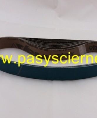 Pas ścierny cyrkonowy 25x762 P120 ZK713X