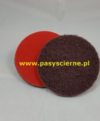 Krążek włóknina miękka 125 (P120)MEDIUM